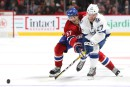 Lightning 4 - Canadien 2 (pointage final)