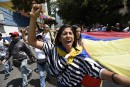 Manifestations sous haute tension au Venezuela