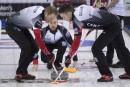 Mondial de curling: le Canada s'assure du premier rang