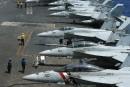 Un porte-avions américain en route vers la péninsule coréenne