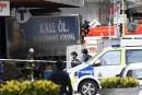Attentat au camion bélier à Stockholm: 4morts et 15blessés