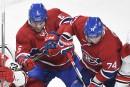 Canadien: une défense diminuée face au Lightning