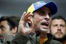 Venezuela: le leader de l'opposition banni de la vie politique pour 15 ans