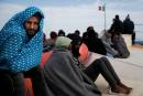 Des centaines de migrants secourus dans la Méditerranée