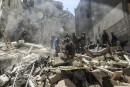 18 morts dont 5 enfants dans un autre raid en Syrie