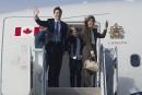 Justin Trudeau à Vimy pour célébrer le centenaire