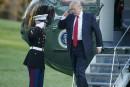 Trump étudie ses options face à la Corée duNord