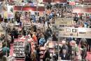 Salon du livre de Québec: «un grand cru»