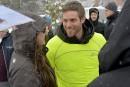5000 km à pied: Sébastien Jacques apprend à marcher