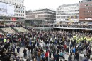 La Suède unie rend hommage aux victimes de l'attentat
