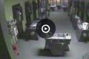 Bijouterie Skinner & Nadeau : des images de voleurs diffusées