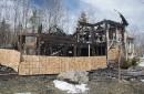 Incendie d'une maison à Magog: la cause demeure inconnue