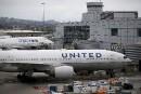Vol surréservé:expulsion musclée d'un passager