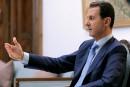 Syrie: Washington «espère» le départ d'Assad