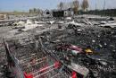 Des centaines de migrants disparaissent après un incendie en France