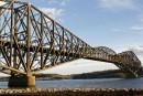 Pont de Québec: un sondage pour augmenter la pression
