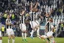 Ligue des champions: la Juventus bat Barcelone 3-0