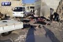 Gaz sarin: l'ONU incrimine Damas, Moscou critique le rapport