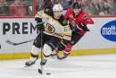 Les Bruins se sauvent avec le premier match contre les Sénateurs