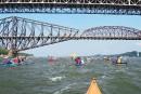 3e Défi kayak: à pagaie... et à voile!