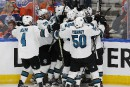 Les Sharks l'emportent en prolongation