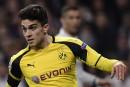 Borussia Dortmund: le joueur blessé dans l'attentat pourrait rater un mois