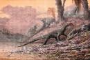 Les ancêtres des dinosaures ressemblaient à des crocodiles