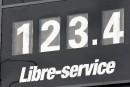 L'essence à 1,23$, mais pas chez Régis