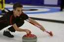 Curling: jeune, mais ambitieux!