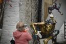 À la défense du bronze du Vieux-Québec
