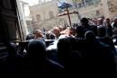 Le Vendredi saint à Jérusalem