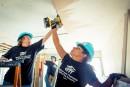 Construction: la force du bénévolat