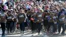 Quelque 1500 marcheurs et coureurs de tous âges ont participé... | 15 avril 2017