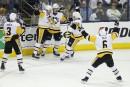 Les Penguins ont le dessus en prolongation contre les Blue Jackets