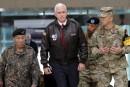 Corée du Nord: «ne testez pas la détermination de Trump»