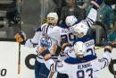 Les Oilers blanchissent à nouveau les Sharks