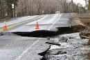La route 341 est complètement fermée entre larue Queen et... | 17 avril 2017