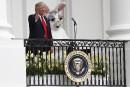 Kim Jong-Un n'a qu'à «bien se tenir», dit Trump