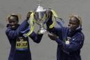 Doublé kényan au Marathon de Boston