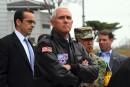 Corée du Nord: «Toutes les options sont sur la table», dit Pence