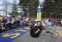 Marathon de Boston : Diane Roy en12<sup>e</sup>place