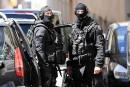 Une tentative d'attentat déjouée en France