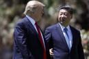 Corée du Nord: Trump salue l'aide de la Chine