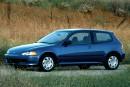 Sa première voiture«Une Honda Civic Hatchback, ça devait être en... | 18 avril 2017
