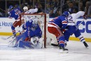 Canadien 1 - Rangers 2 (pointage final)