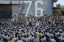 Pence promet une «réponse écrasante» à la Corée du Nord