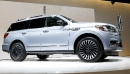 The 2018 Lincoln Navigator is displayed at the 2017 New... | 19 avril 2017