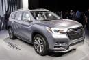 Le Subaru Ascent a été présenté en marge du Salon... | 19 avril 2017