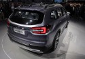 Rear quarter view of the Subaru Ascent SUV concept vehicle... | 19 avril 2017