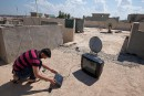 IRAQ-CONFLICT-JIHADISTS-TELEVISION